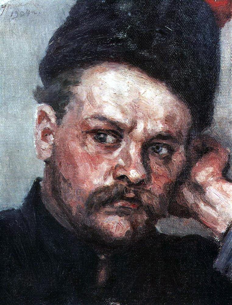 Василий Иванович Суриков. Разин