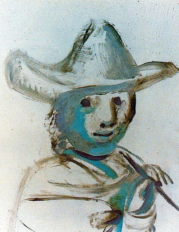 Пабло Пикассо. Молодой художник