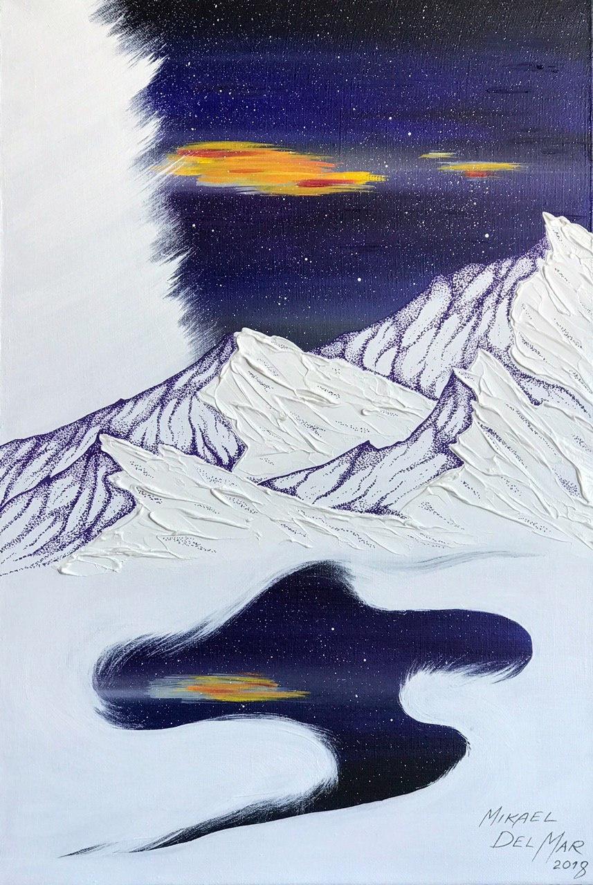 Mikael Del Mar. Winds of Winter Part 2