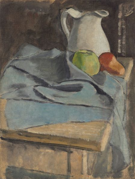 Rothko Mark. Untitled (still life with pitcher)