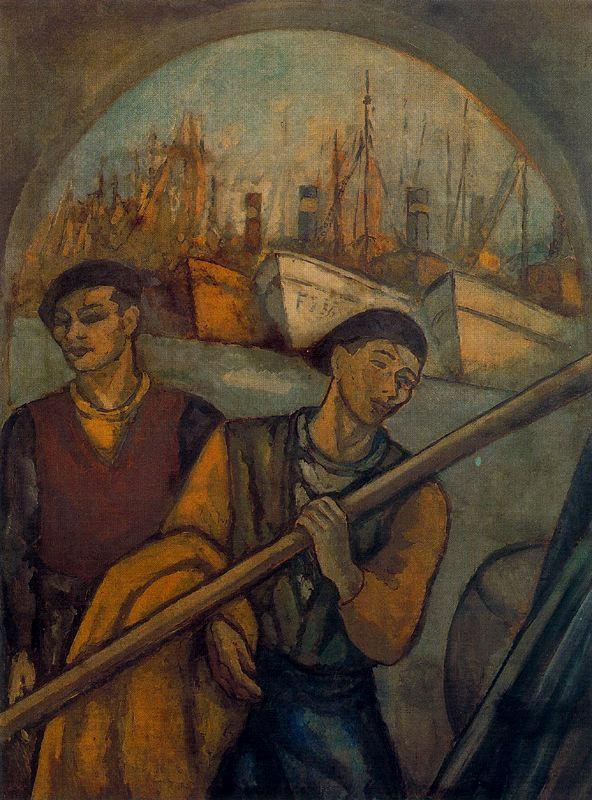 Arturo Souto. Ships
