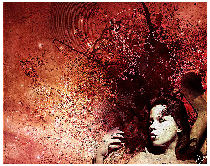 Марио Санчез Невадо. Красный представляет собой медленный цвет