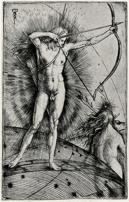 Jacopo de Barbary. Apollo and Diana