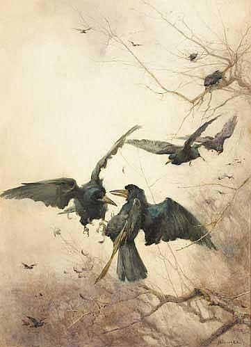 Милдред Энн Батлер. Войны в середине воздуха