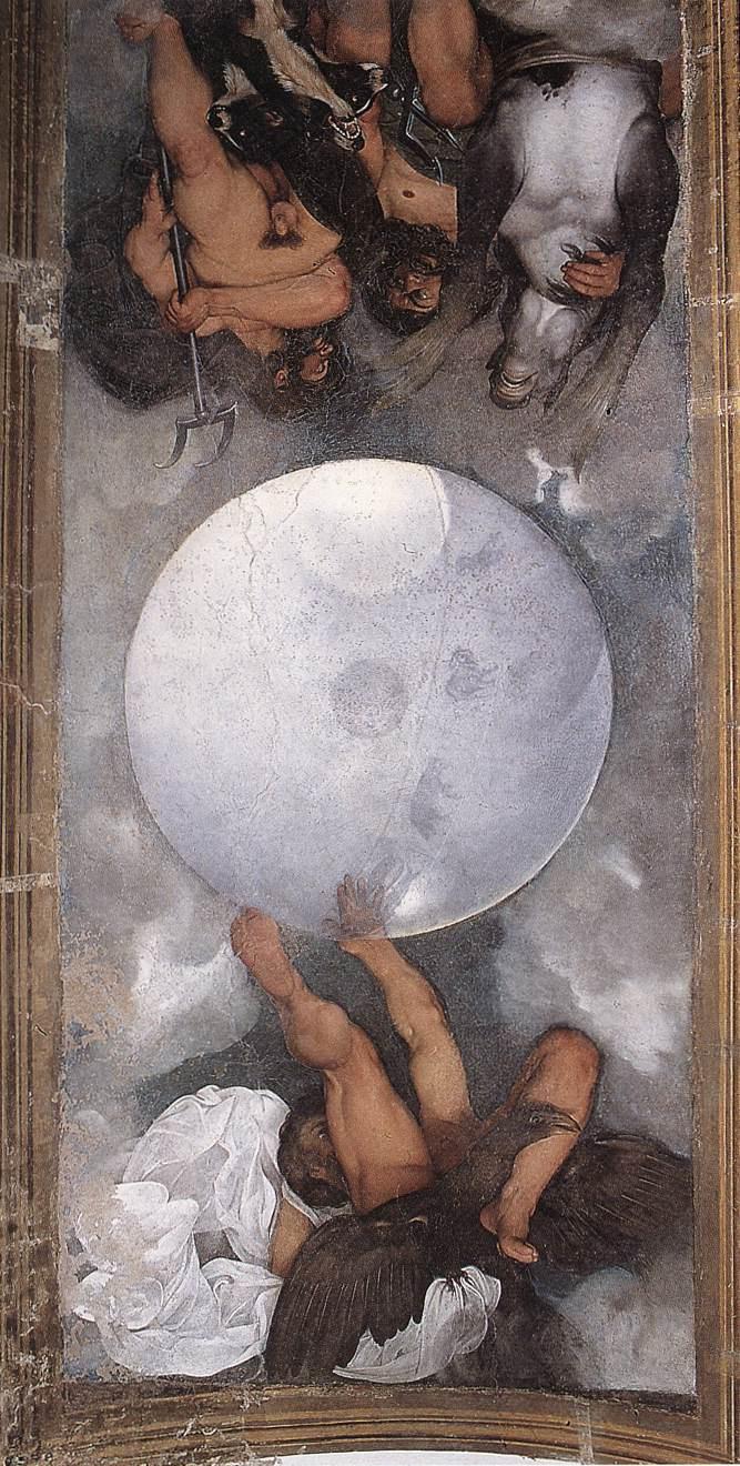 Michelangelo Merisi de Caravaggio. Jupiter, Neptune, Pluto