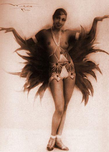 Танцовщица из ревю