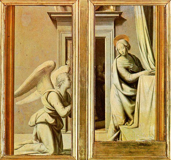 Фра Бартоломео. Ангел