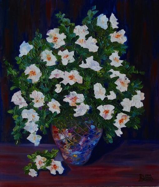 Larissa Lukaneva. Rose. Version 2014