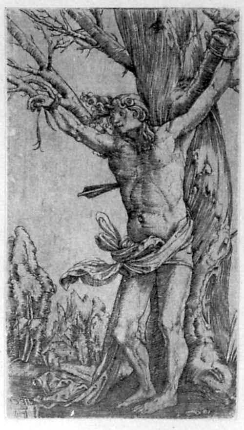 Альбрехт Альтдорфер. Святой Себастьян