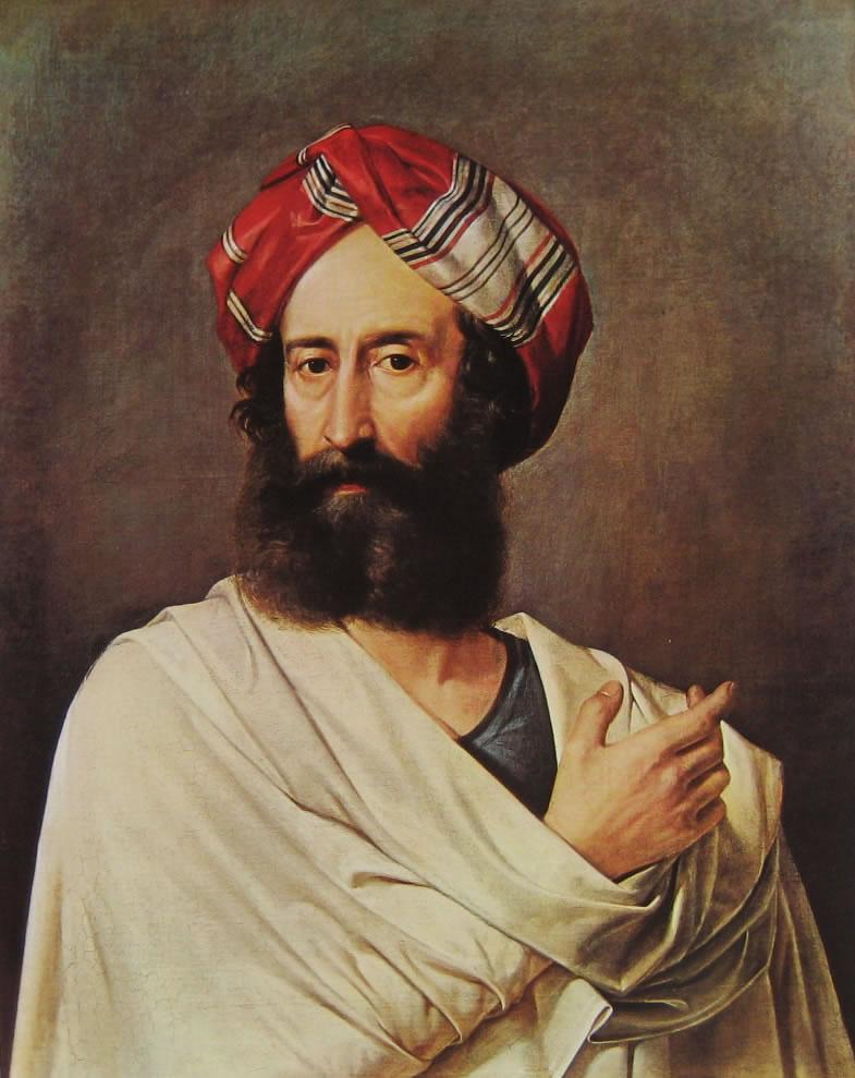 Francesco Ayets. Leviticus from Ephraim