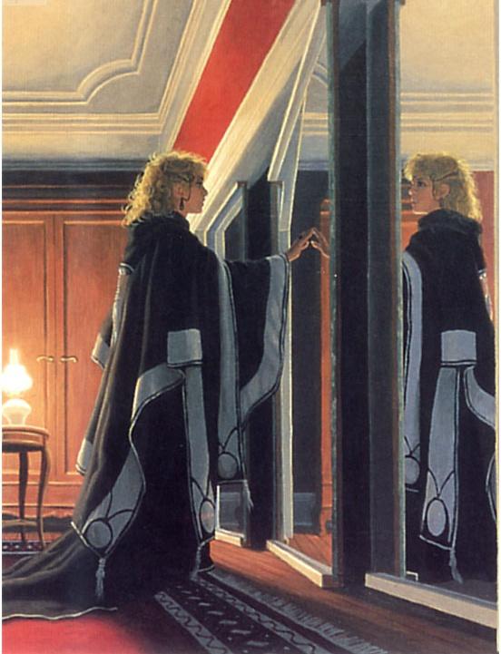 Грег Хильдебрандт. Отражение в зеркале