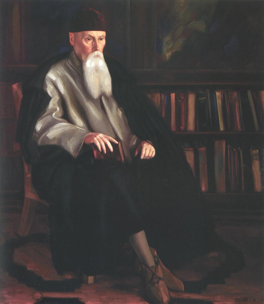 Svyatoslav Nikolaevich Roerich. Professor