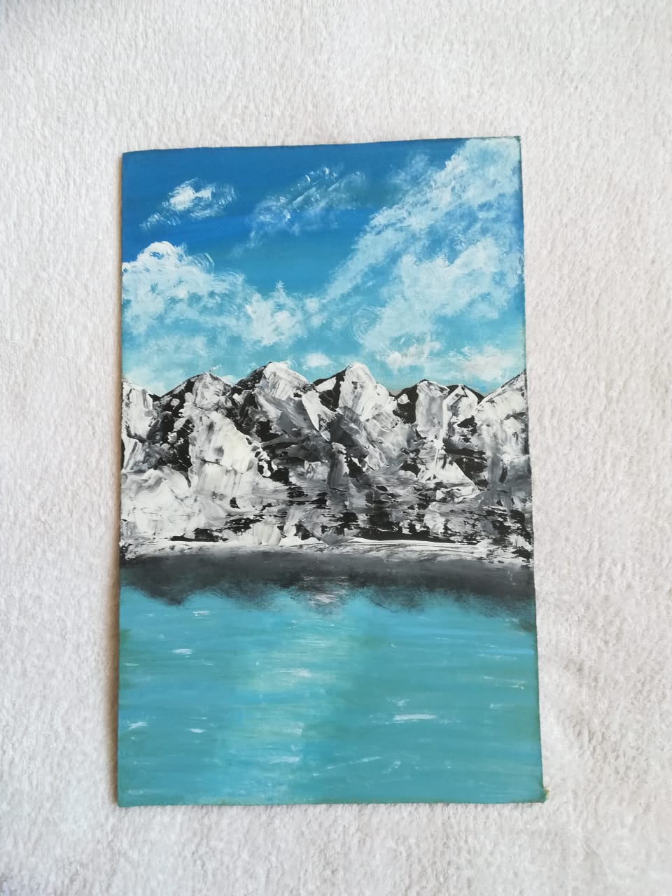 Lilia Korenkova. The mountains