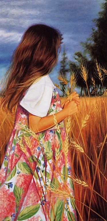 Мариз Пру. Ветер в волосах