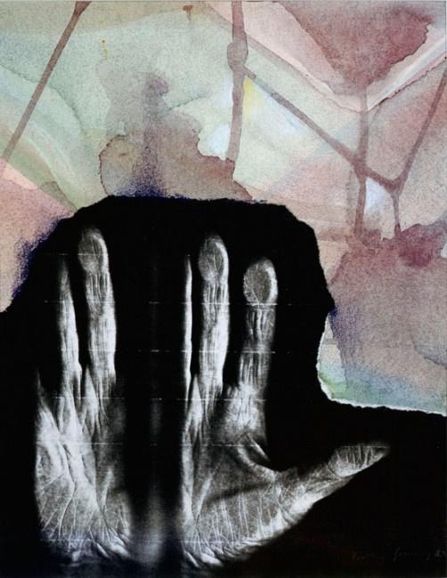 Доротея Таннинг. Само-стилизация рук