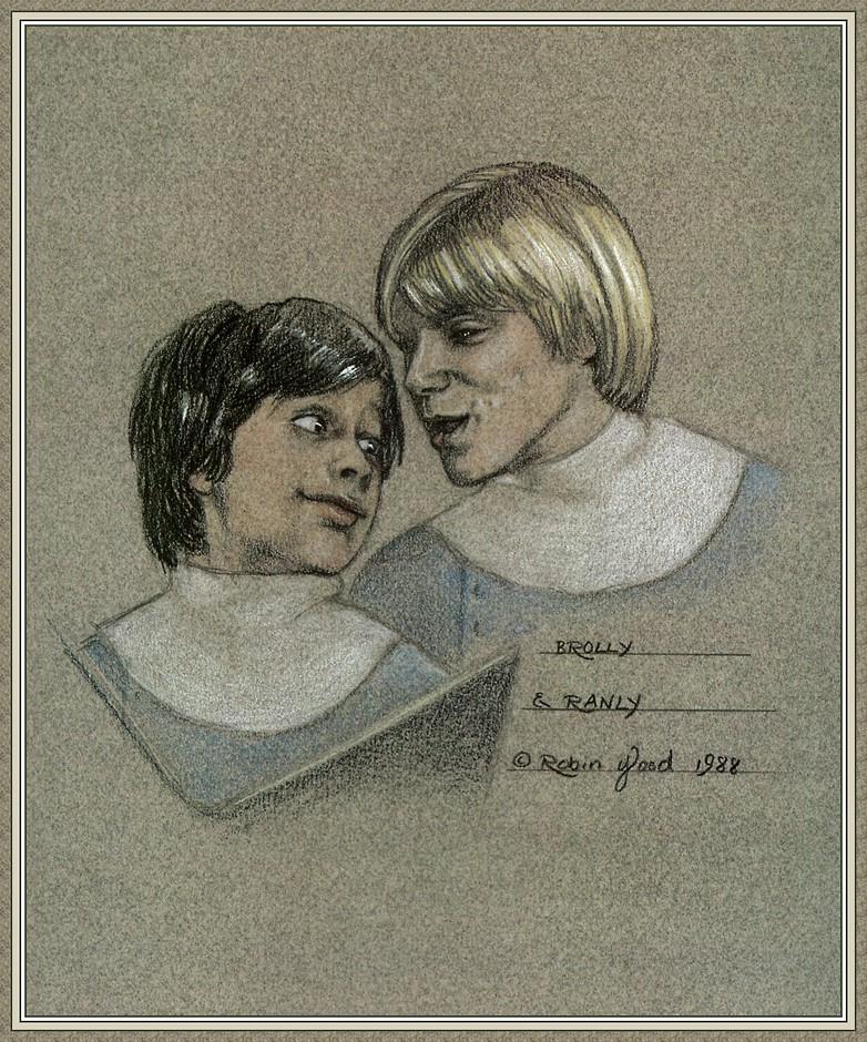 Robin Wood. Together