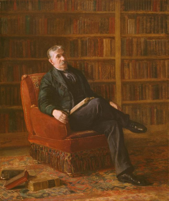 Thomas Eakins. Riter Fitzgerald
