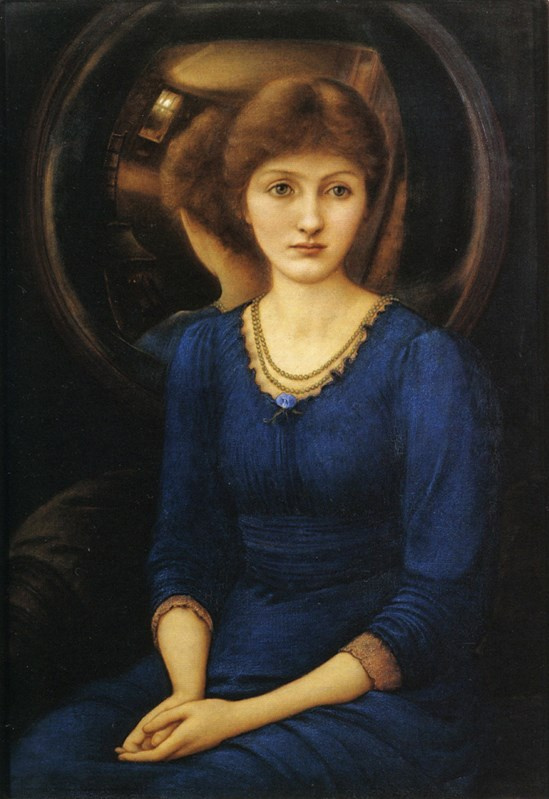 Edward Coley Burne-Jones. Margaret Burne-Jones