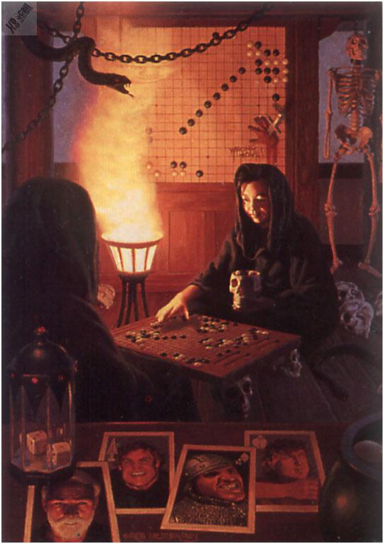 Грег Хильдебрандт. Игры