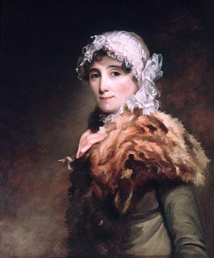 Thomas Sally. Portrait of a woman