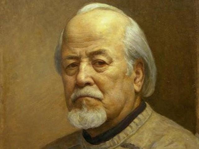 Евгений Николаевич Трошев. Автопортрет