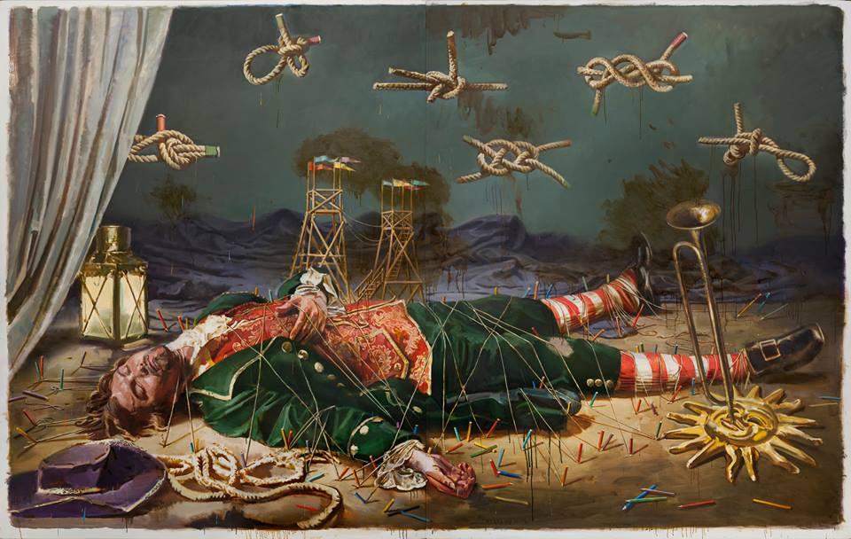 Arsen Vladimirovich Savadov. The Dream Of Gulliver