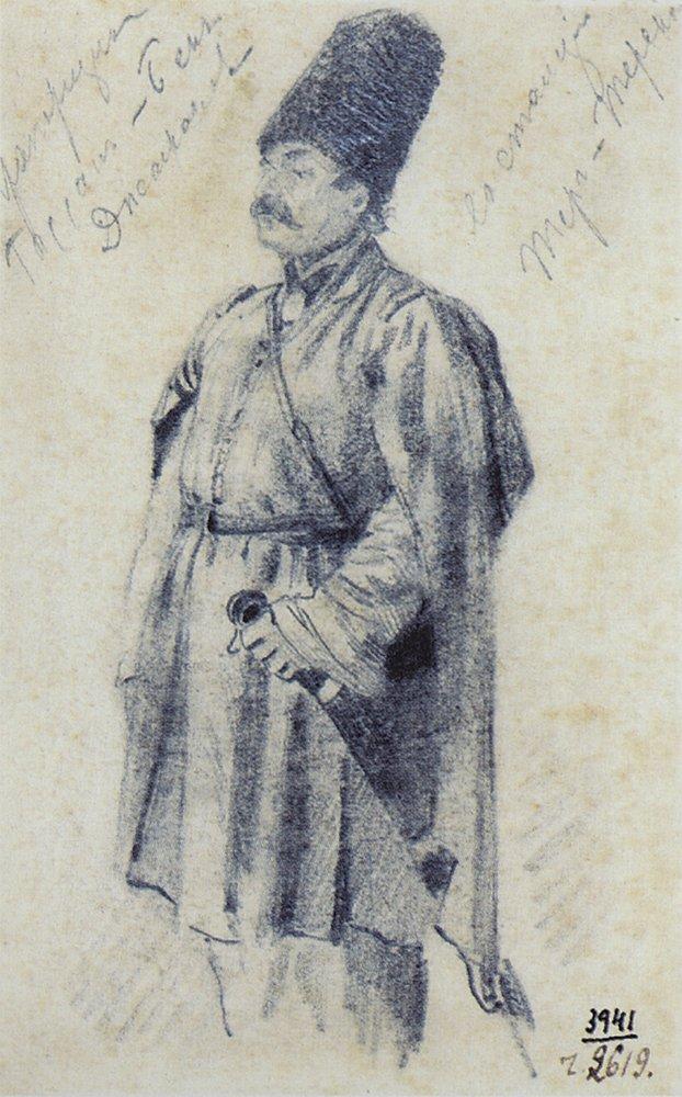Василий Васильевич Верещагин. Прапорщик