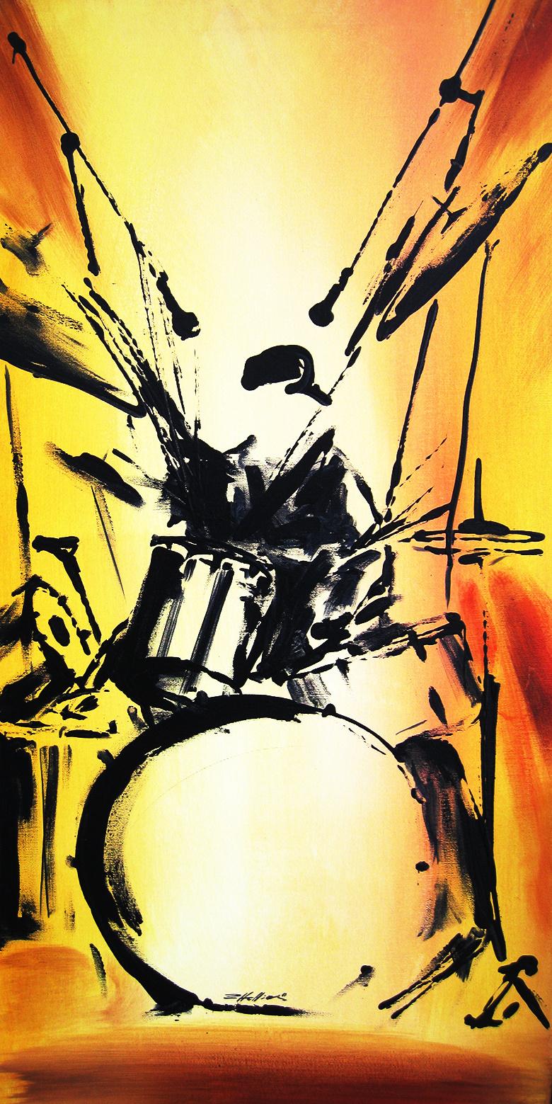 Robert Hettich. Drums