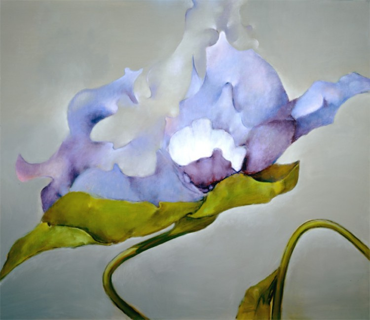 Доротея Таннинг. Язык цветов: Тихое ивовое окно
