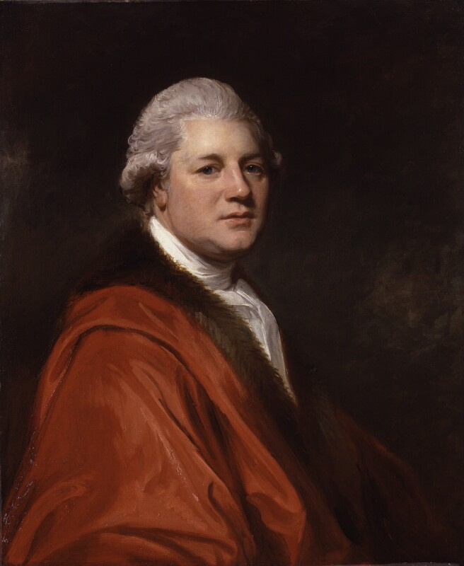 George Romney. James McPherson