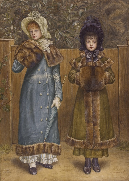 Kate Greenway. Two miss