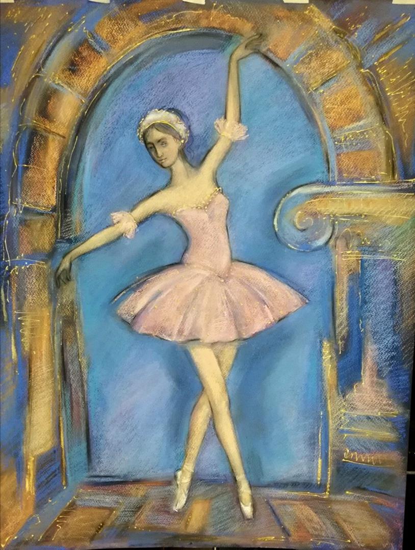 Ксения Михайловна Стеценко. Ballerina