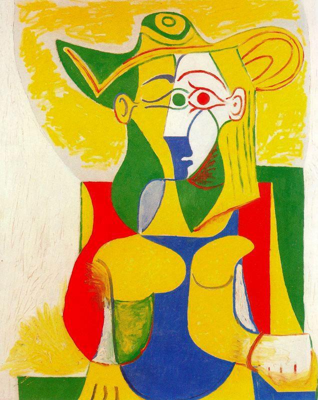 Пабло Пикассо. Сюжет 70