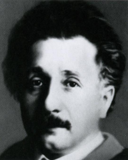 """Gerhard Richter. Albert Einstein. Series """"48 portraits"""""""