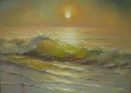 Oleg Nikolayevich Yudin. Surf
