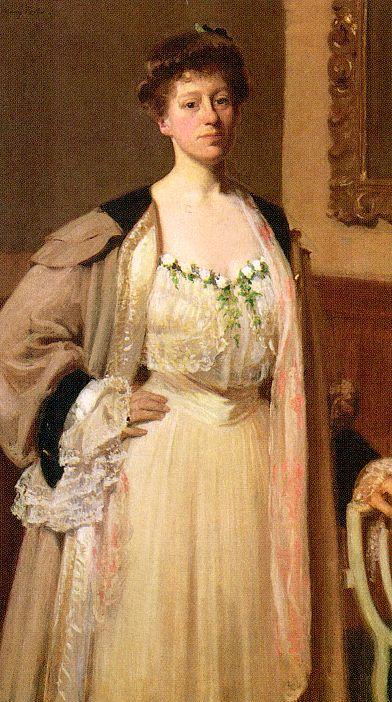 Мэри Фут. Женщина