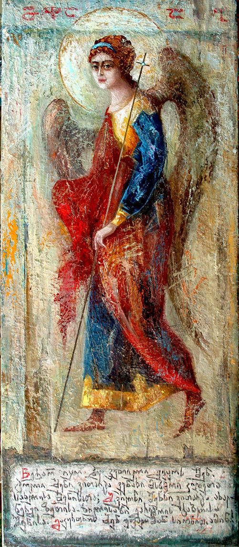 Автандил Невроевич Накашидзе (Кутубидзе). Guardian angel