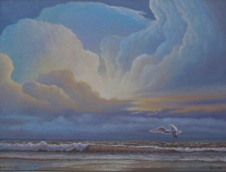 Michael Besedin. SUNSET
