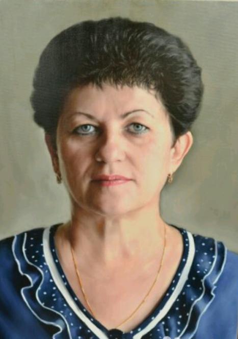 Renat Khusnullovich Khaliulin. Portrait