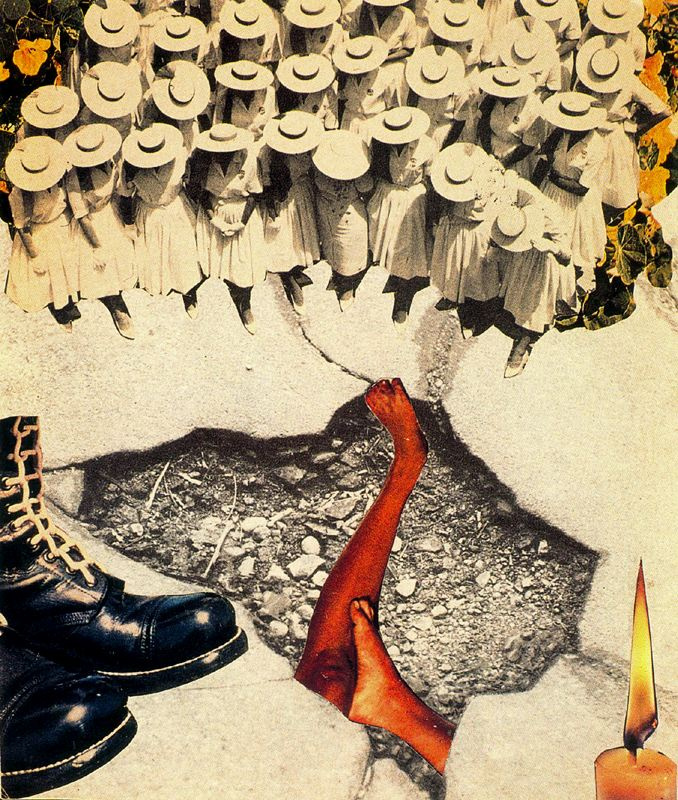Ампаро Сегарра. Ботинки