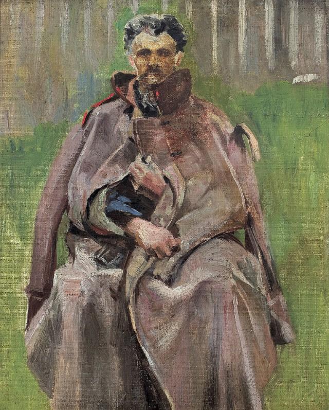 Яцек Мальчевский. Сибиряк