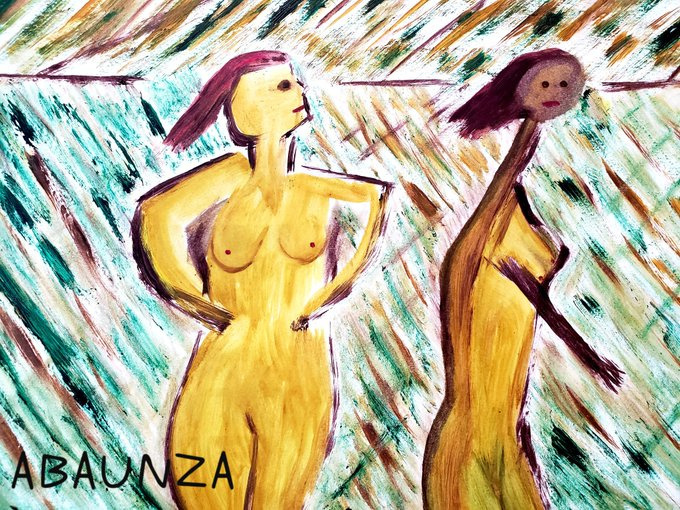 EDUARDO ABAUNZA. COUPLE