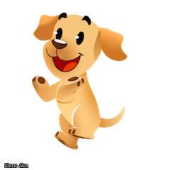 Shaw Alex. My Official Cute Dog Icon