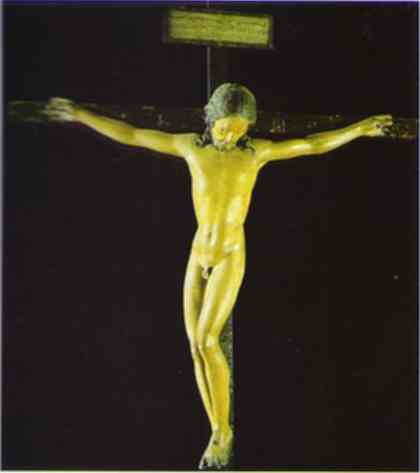 Микеланджело Буонарроти. Распятия с монастыря Санто Спирито