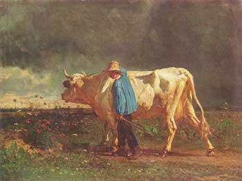 Констант Труайон. Пастух