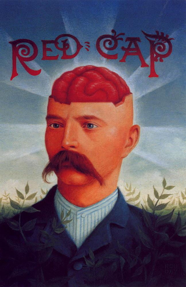 Роб Дей. Красная шапочка