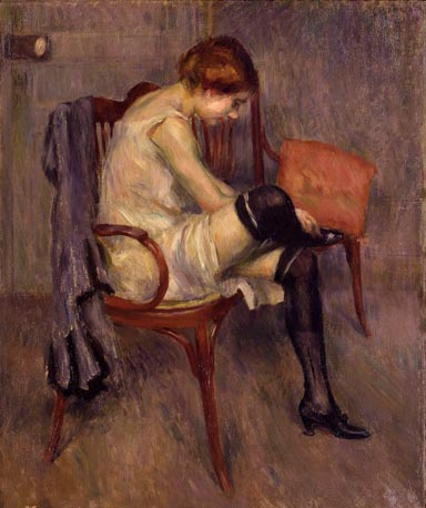 Ямашита Шинтаро. Женщина в туфлях