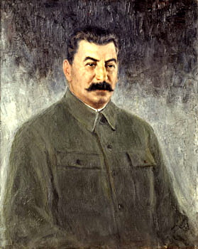Stalin Portraits. Stalin portrait