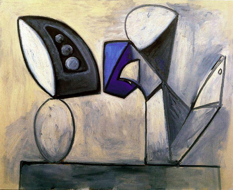 Пабло Пикассо. Сюжет 48