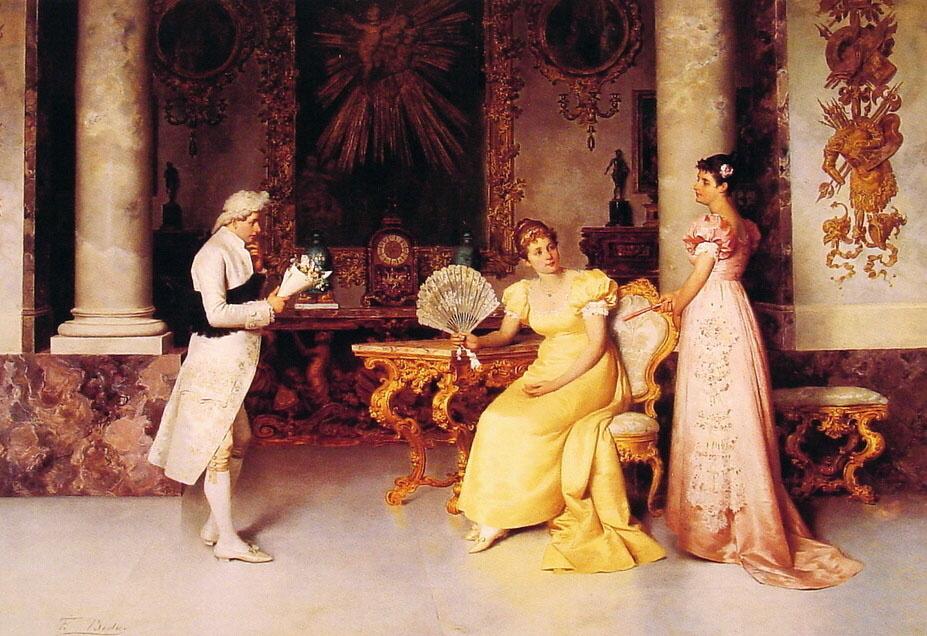 Франческо Беда. Жених